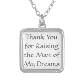 Mother-In-Law Gift Necklace
