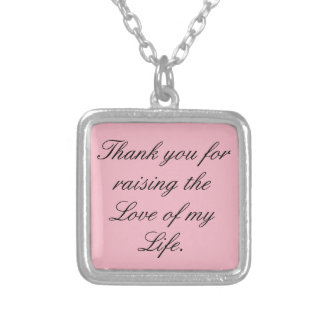 Mother-in-law gift necklace great for mother's day