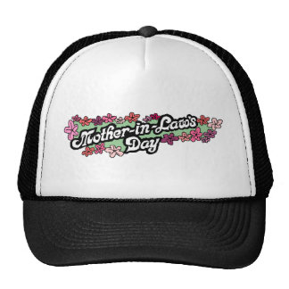 Mother in Laws Day Trucker Hat
