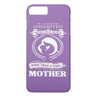 MOTHER iPhone 7 PLUS CASE