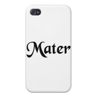 Mother iPhone 4/4S Cases