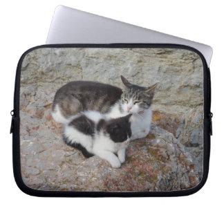 Mother & Kid Neoprene Laptop Sleeve 10 inch