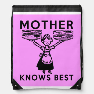Mother Knows Best: Bacon! Rucksack