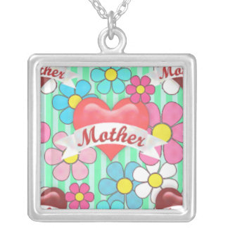 Mother Logo Necklace