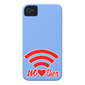 Mother Love Signal iPhone 4 Case-Mate Case