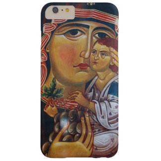 Mother Mary And Jesus Art Barely There iPhone 6 Plus Case