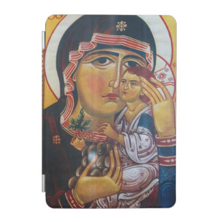 Mother Mary And Jesus Art iPad Mini Cover