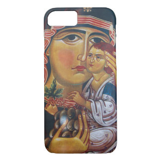 Mother Mary And Jesus Art iPhone 8/7 Case