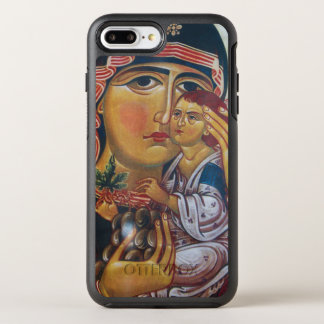 Mother Mary And Jesus Art OtterBox Symmetry iPhone 8 Plus/7 Plus Case