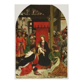 Mother Mary and Jesus Custom Invite
