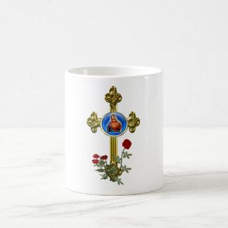 Mother Mary art products Magic Mug