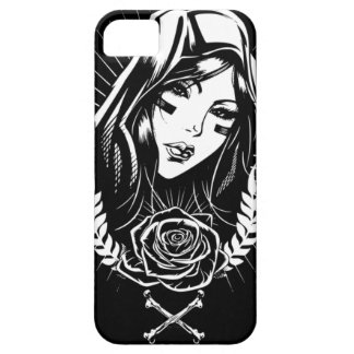 Mother Mary Chicano Art iPhone 5 Cover