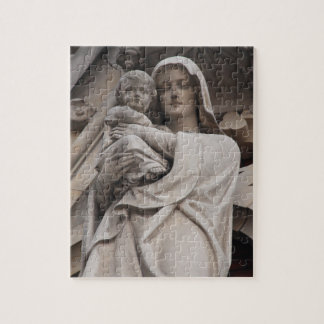 Mother Mary - Mother of God Jigsaw Puzzle
