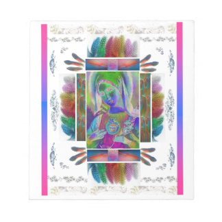 Mother Mary Series Notepads