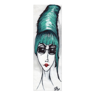 Mother Monster Original Art Drawing Photo Print