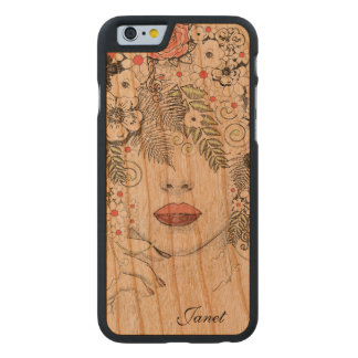 Mother Nature Abstract Wooden iPhone 6 Case Carved® Cherry iPhone 6 Case