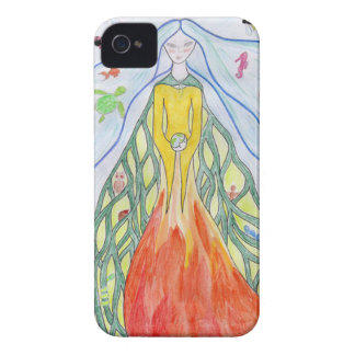 Mother Nature iPhone 4 Barely There cover