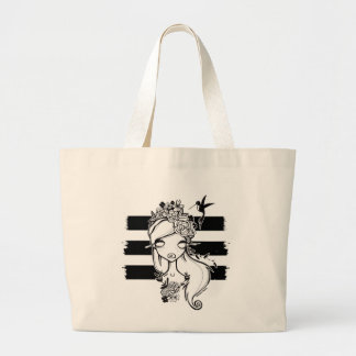 Mother Nature-ish, Jumbo Tote