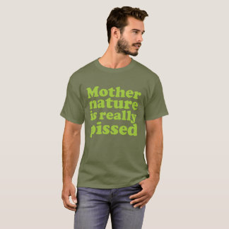 """Mother Nature"" T-Shirt"