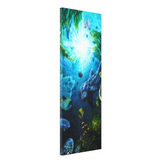 Mother Ocean Canvas Print