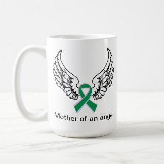 Mother of an angel -anencephaly coffee mug