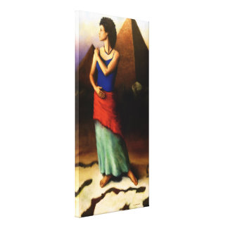 Mother Of Civilizations Stretched Canvas Prints