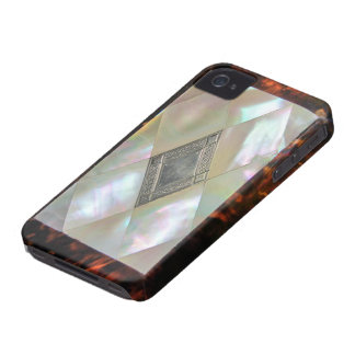 mother of pearl  i-phone iPhone 4 covers