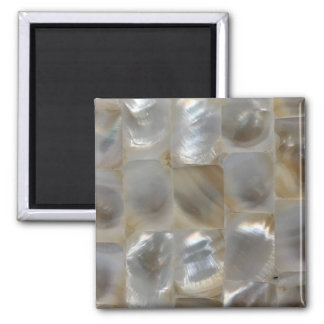 Mother of Pearl Magnet
