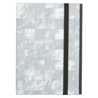 Mother Of Pearl Mosaic Cover For iPad Air