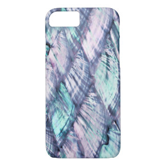 MOTHER OF PEARL Purple Print Barely There iPhone 7 iPhone 7 Case