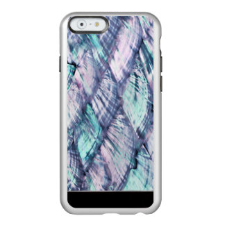MOTHER OF PEARL Purple Print Feather® Shine iPhone Incipio Feather® Shine iPhone 6 Case