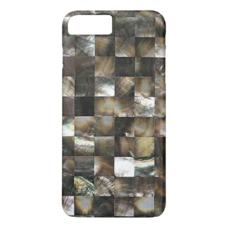 Mother of Pearls Tile Patterns iPhone 7 Plus Case