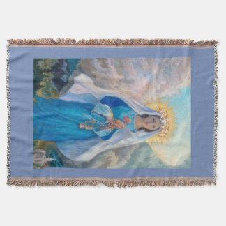 Mother of Salvation blanket
