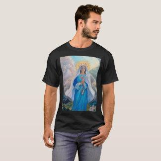 Mother of Salvation Men's black t shirt