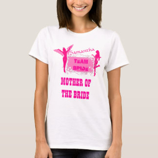 Mother of the bride bachelorette T-Shirt