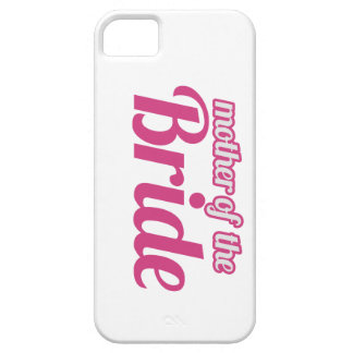 Mother of the Bride iPhone 5 Cover
