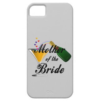 Mother Of The Bride Champagne Toast Case For The iPhone 5