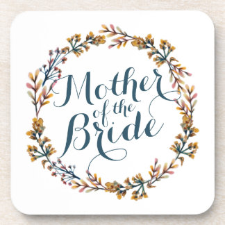 Mother of the Bride Elegant Wedding | Coaster