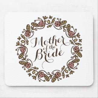 Mother of the Bride Elegant Wedding | Mousepad