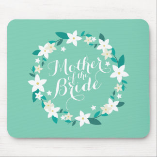 Mother of the Bride Elegant Wedding | Mousepad
