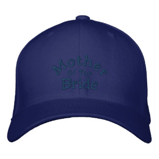 Mother Of The Bride Embroidered Wedding Hat Embroidered Baseball Caps