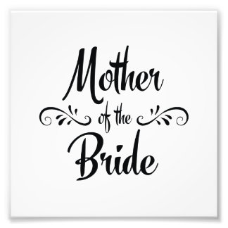 Mother of the Bride - Funny Rehearsal Dinner Photograph