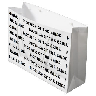 """Mother of the Bride"" Gift Bag"