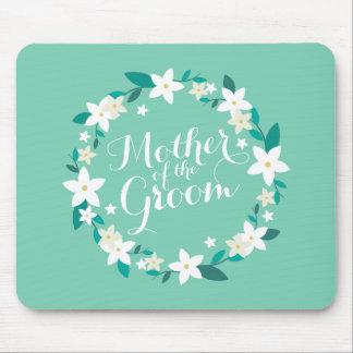 Mother of the Bride Groom Wedding | Mousepad