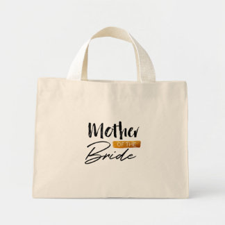 Mother of the Bride Mini Tote Bag