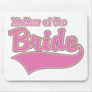Mother of the Bride Mousepads