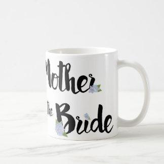 Mother of the Bride Mug - Purple Hydrangeas