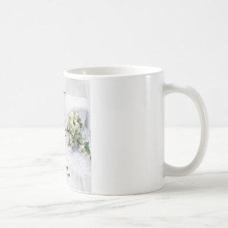 Mother of the Bride Poem   Wedding Bouquet Design Coffee Mug