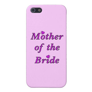 Mother of the Bride Simply Love iPhone 5 Cover