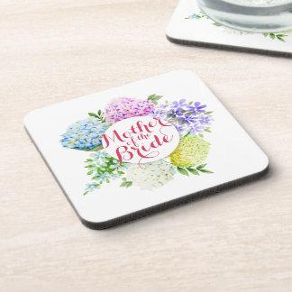 Mother of the Bride Spring Wedding   Coaster